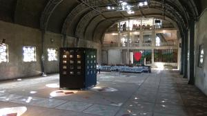 Main Hall dengan Pojok Cerita